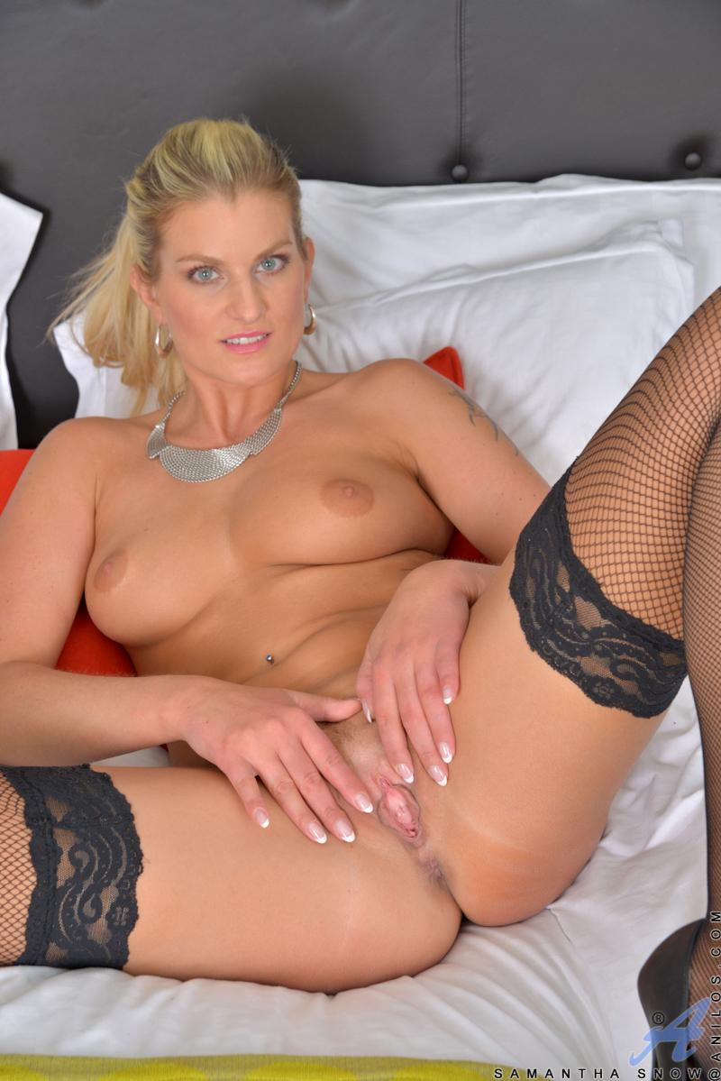 Samantha snow porn