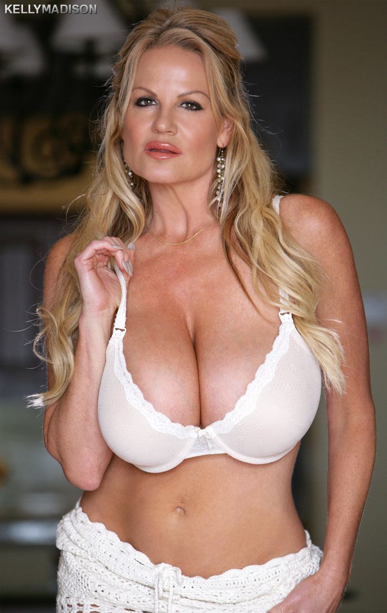 Huge boobs mature Kelly Madison