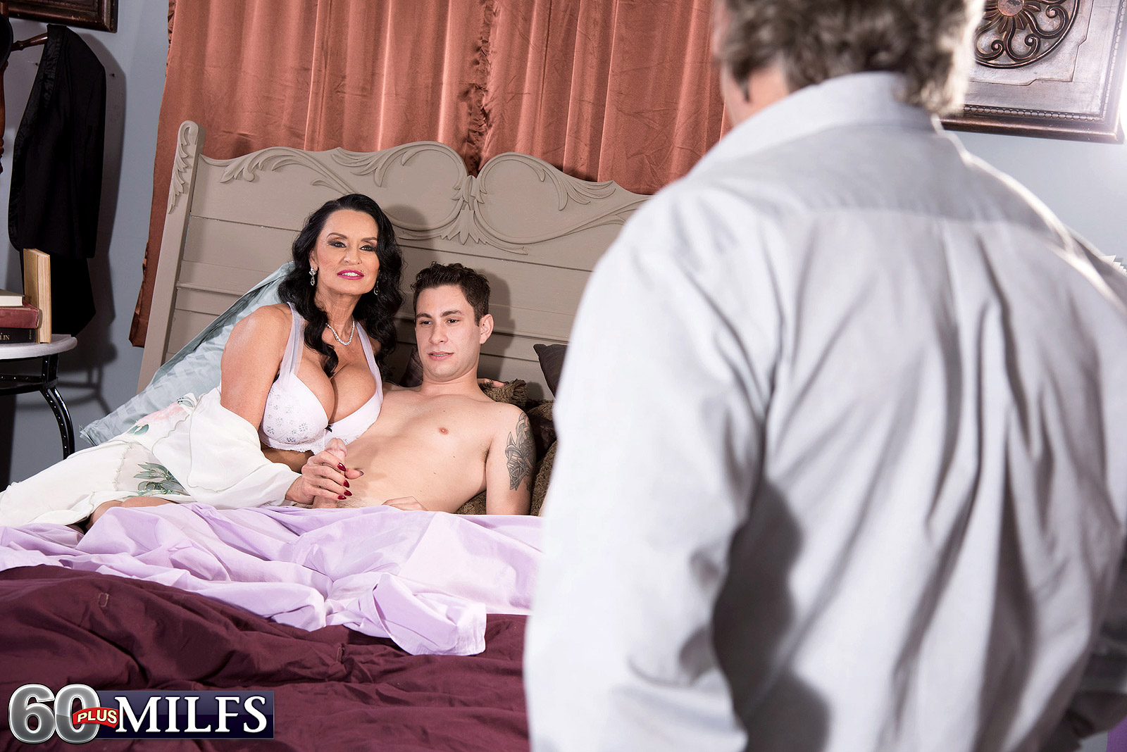 Rita Daniels and cuckold hubby