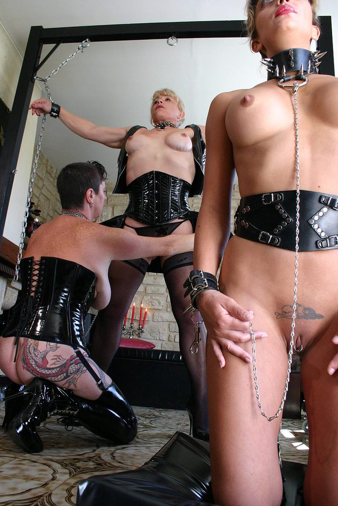 BDSM With Mary Bitch
