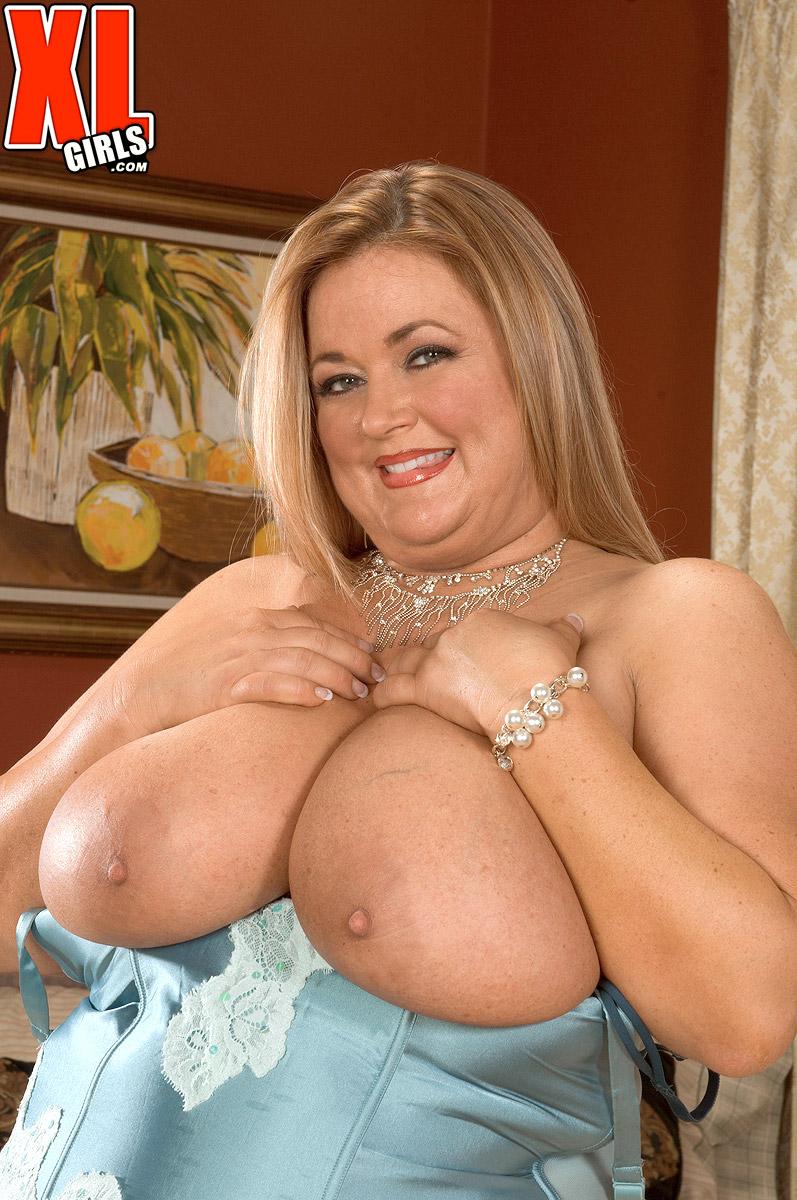 bbw satin tits - 07
