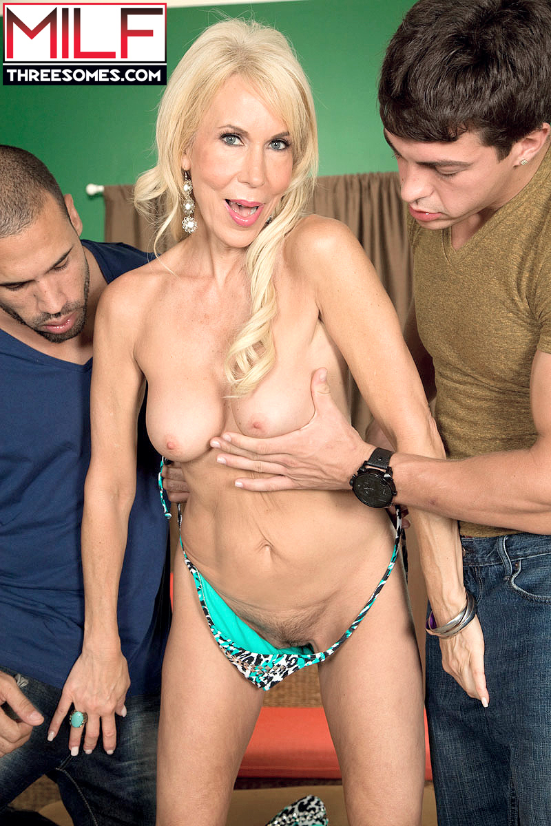 Erica Lauren in Threesome