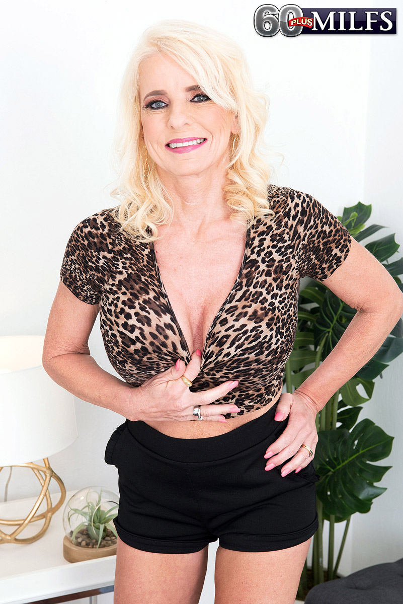 Cammille Austin is now a 60Plus MILF   The Mature Lady