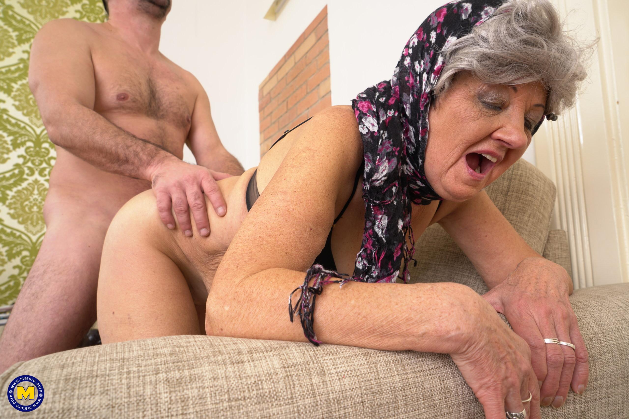 Horny Grandma Net