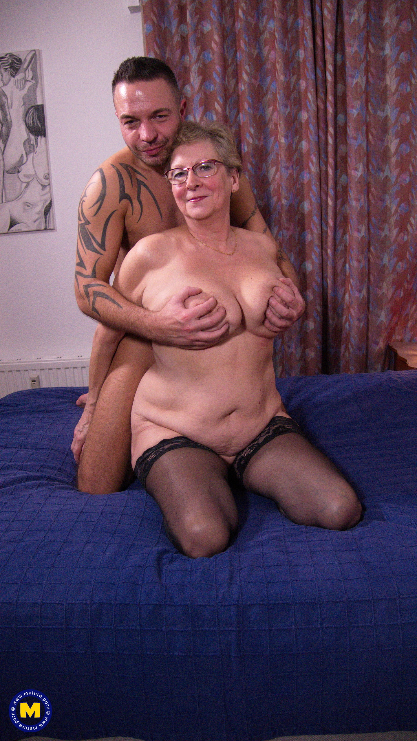 German Sex Mature