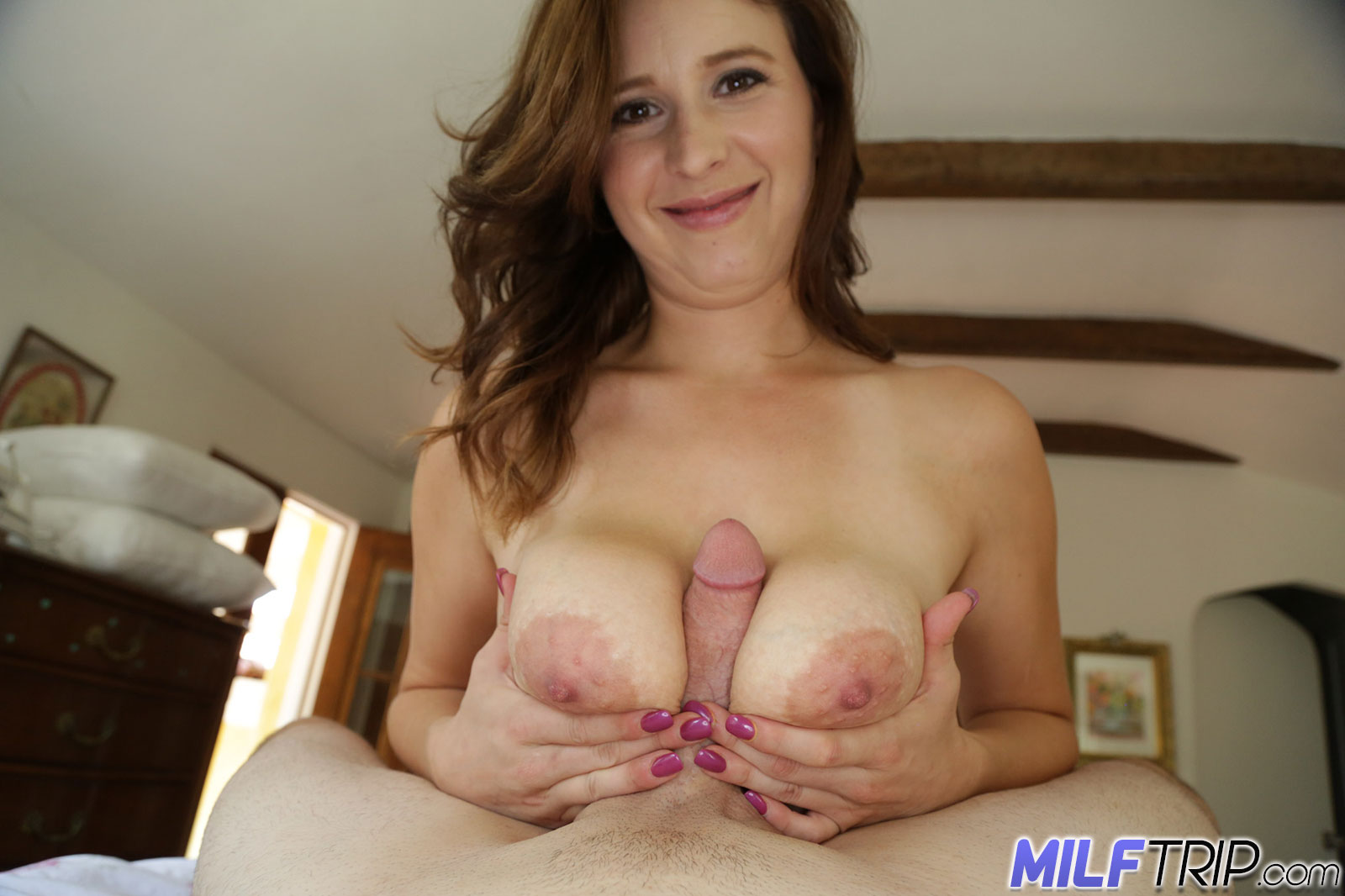 Naughty MILF Alice Chambers