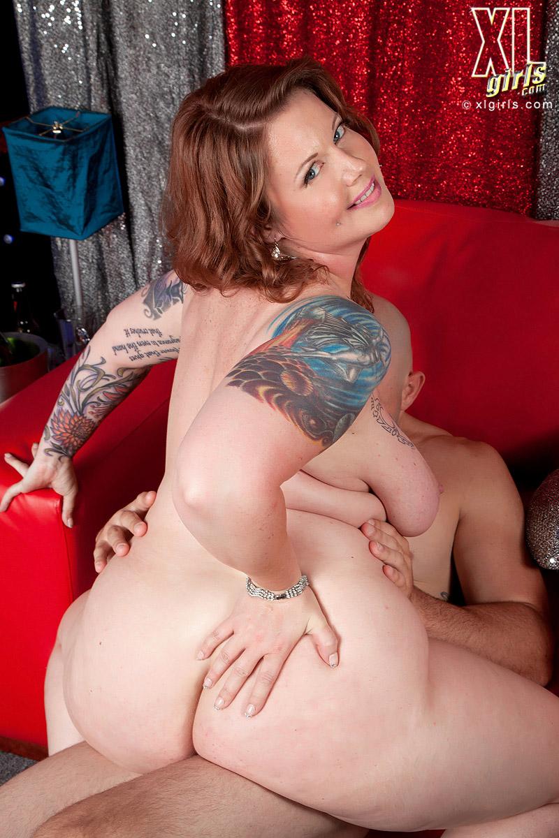 Big boobs BBW Vanya Vixen