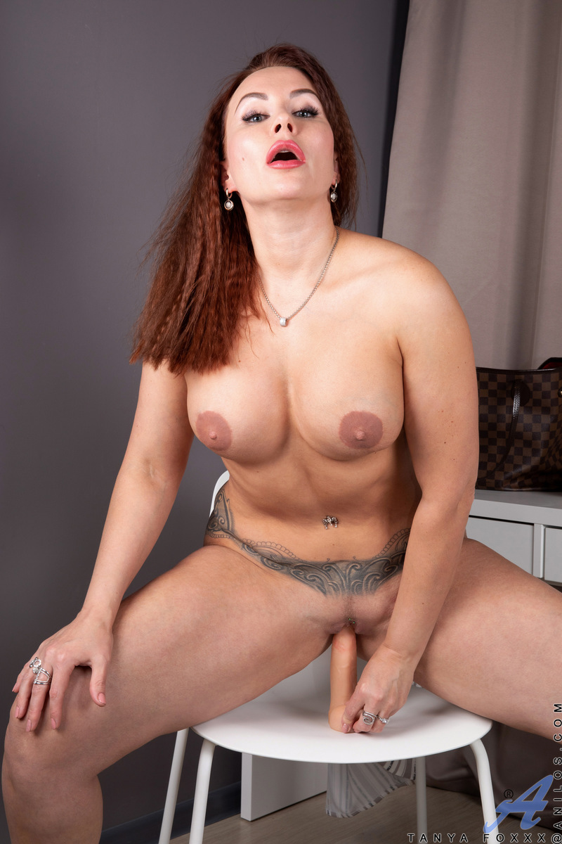 Russian mommy Tanya Foxxx