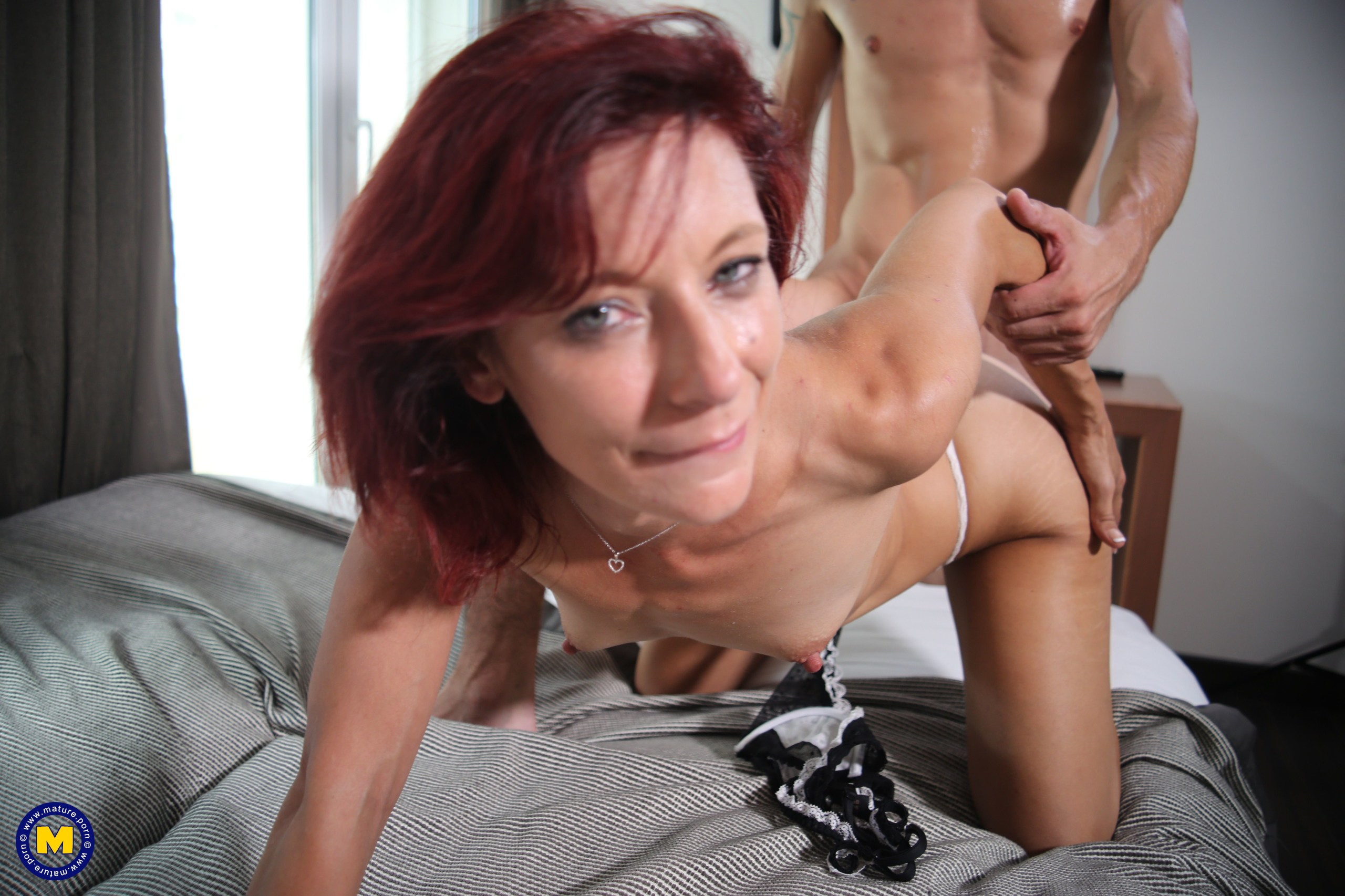 Slut Milf Morgane Dell