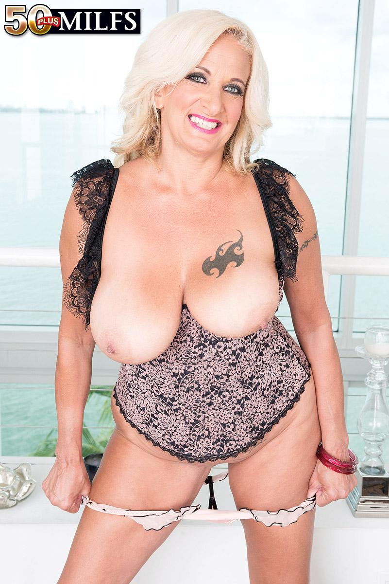 Brooklynn Rayne Big tits Mature