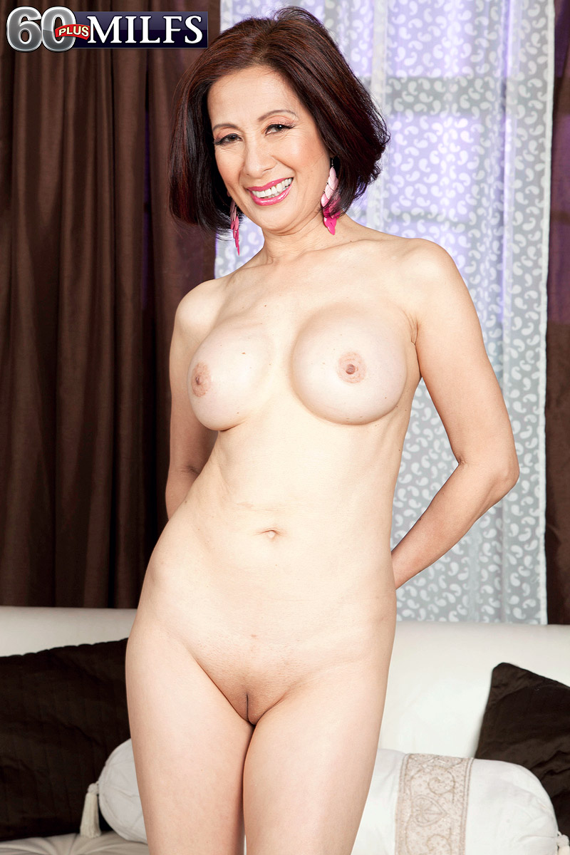Asian sexy granny Kim Anh