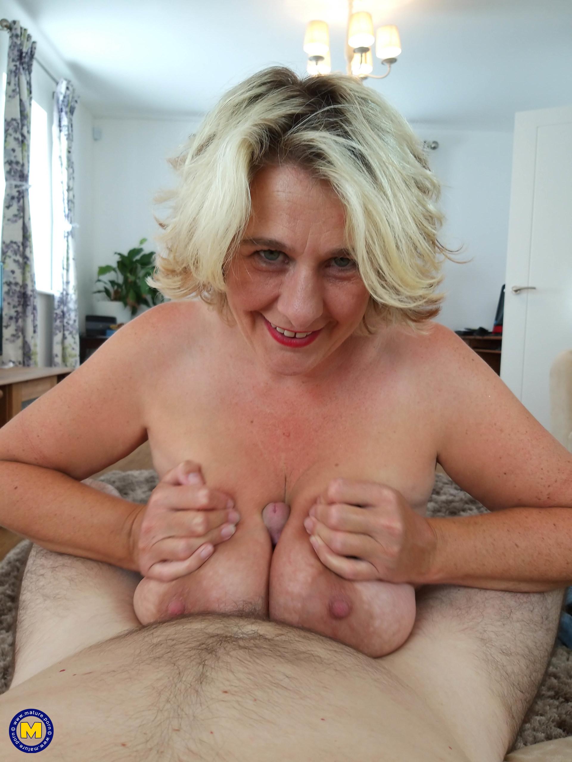 Camilla Creampie Big tits slut