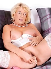 Classy Anilos chick Lara Jade Deene shows off her excellent sized tits